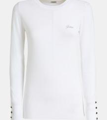 ŠE DANES!  Guess bel pulover št. M - NOV