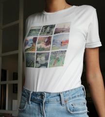 Majica s potiskom XS-S-M