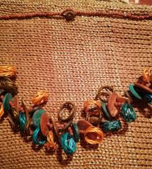 Egipčanski stil - ogrlica, unikat