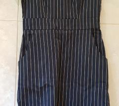 NOVA Marx koktajl modra obleka iz 49 na 20 eur
