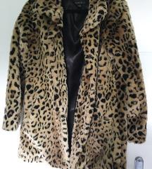 Plašček leopard print
