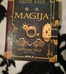 Angie Sage: Magija