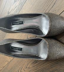 Dolce & Gabbana čevlji z visoko peto, št. 37.5