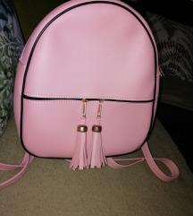 Nov nahrbtnik pink