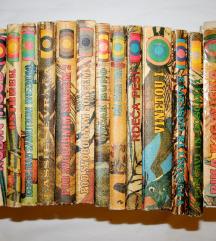 14 knjig iz zbirke Zlata knjiga (po dogovoru)