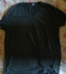 Kratka modra majica