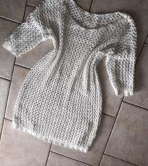 Zara pleten pulover/obleka