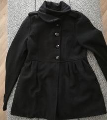 plašč črn