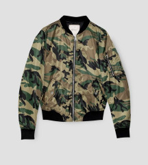 Pull&bear bomber jacket