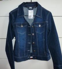NOVA jeans jakna H&M, vel. XS/S