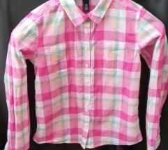 Dekliška - ženska barvna srajčka