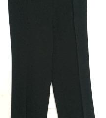 3 Različne dolge črne hlače Marina Rinaldi