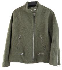 Zara olivno zelena jakna