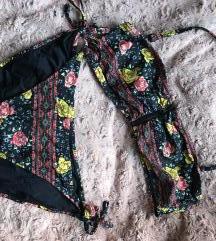 Barvne bikini kopalke z vzorcem