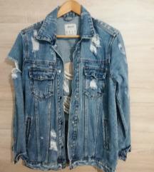 Jeans jakna 36/38