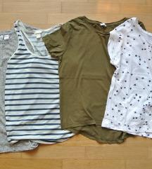 Komplet: 4 majice