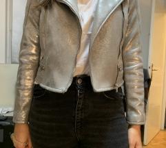 Srebrna jakna Zara