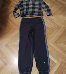 Sportni pulover in hlace vel. 38