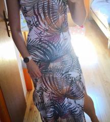 Dolga poletna obleka