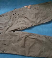 športne hlače vel.104  (rahlo podložene)