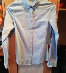 Nova Ženska baby blue srajca M