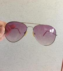Roza sončna očala