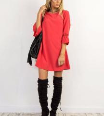 Nova obleka (rdeča & črna)