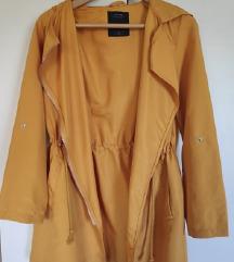 Tanjša rumena jakna