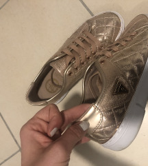 Guess rose gold superge