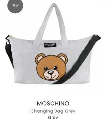 Moschino previjalna torba