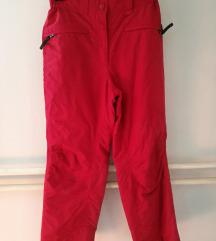 Rdeče smučarske hlače -ETIREL