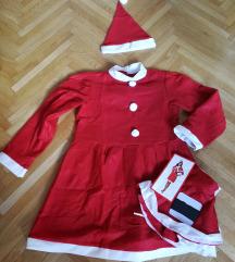 PUST: božička - kostum L