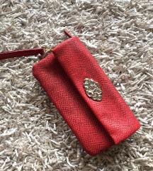 Rdeča clutch torbica Liu Jo