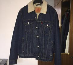 Levi's sherpa trucker jakna