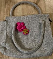 Ročno izdelana torbica