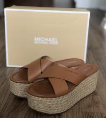 Novo Michael Kors sandali, usnje, MPC 150€