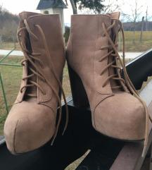 semiš čevlji