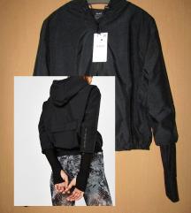 Bershka NOVA jakna z rokavčniki (za S/M)