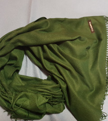 Zelen šal