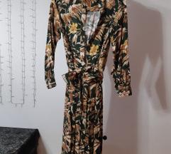 Obleka s potiskom H&M 36