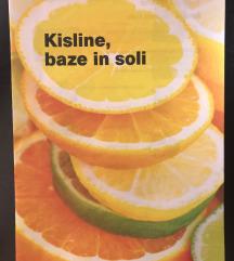 Zbirka nalog - Kisline, baze in soli