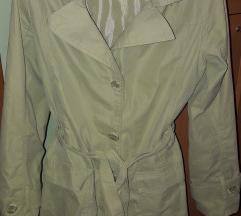 trenč jakna + 1 GRATIS S