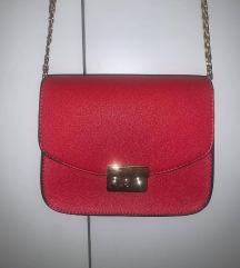 NOVA rdeča torbica