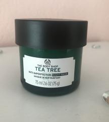 Nočna maska BODYSHOP Tea Tree