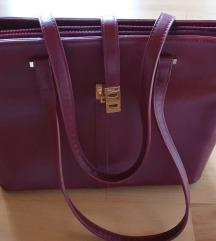 Nova bordo rdeča torbica
