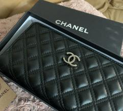 REZ. Chanel CC denarnica