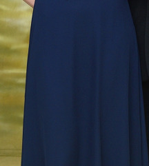 Maturanska obleka- dolga