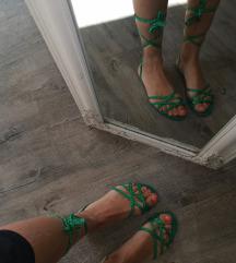 Zelene rimljanke