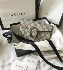 Gucci super mini bag