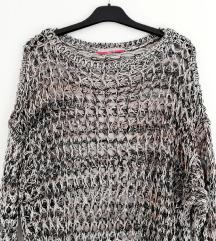ZNIŽ.Nov Stefanel pulover (MPC200€)